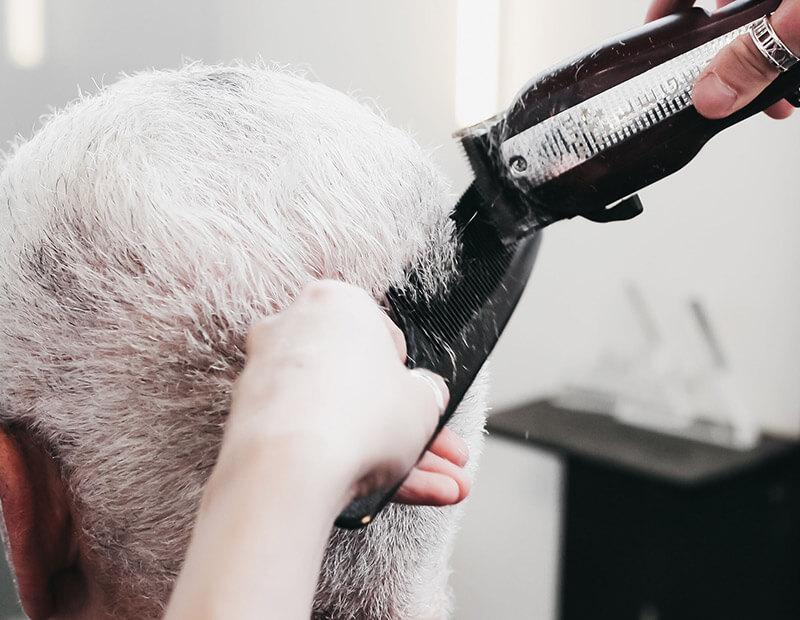 Haircuts Service at VQ Salon
