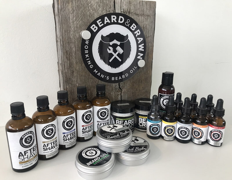 Beard & Brawn Products