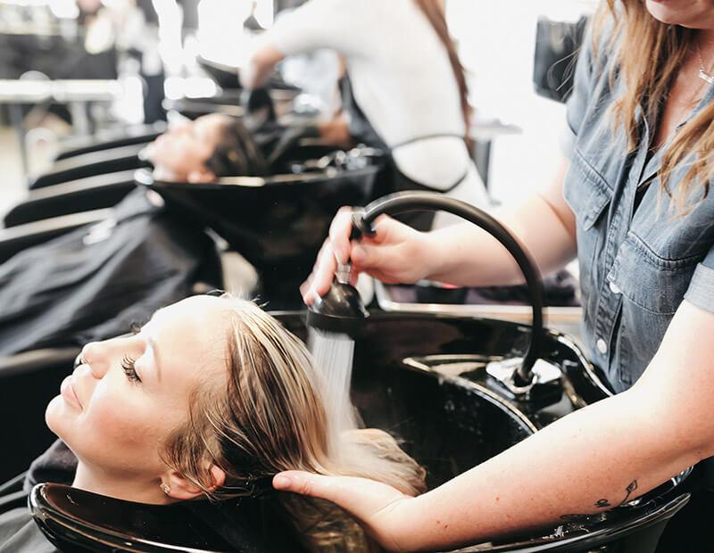 Treatments Service at VQ Salon